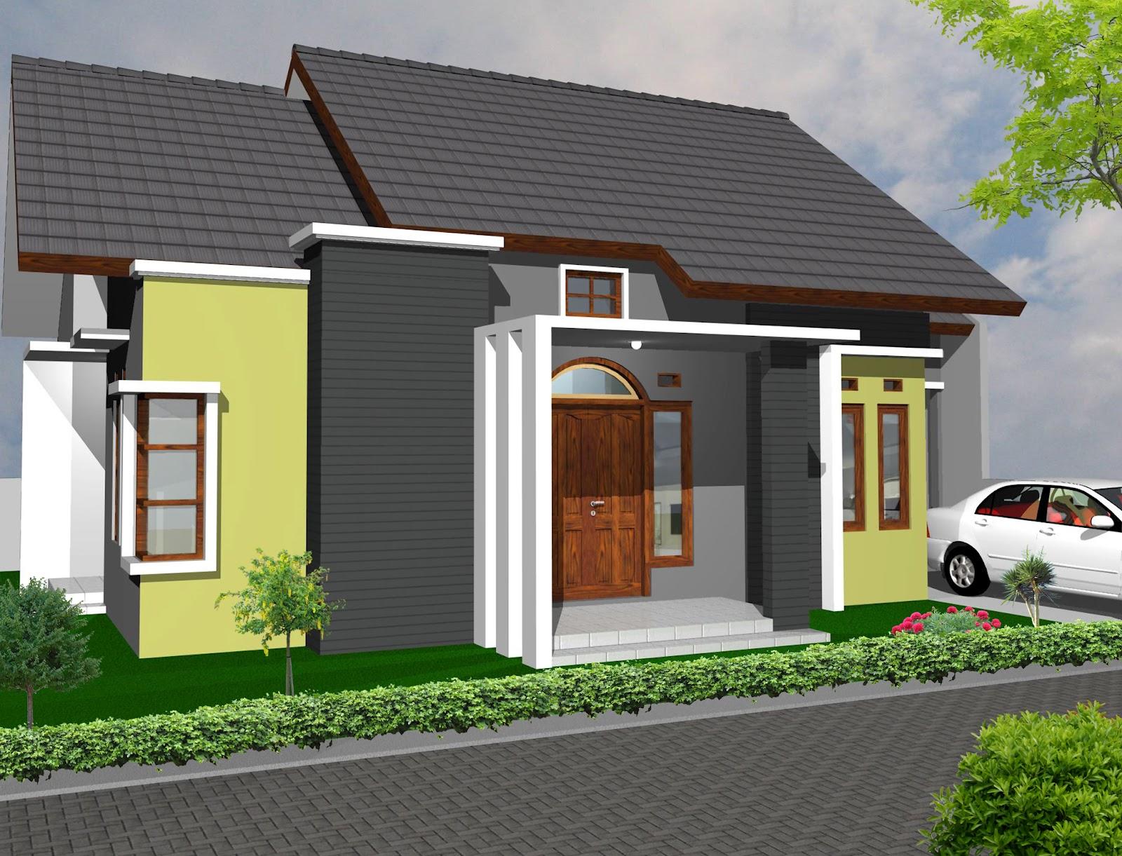 Desain Rumah Minimalis Harga 100jt Top Rumah