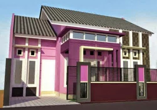 Warna  cat  rumah  yang bagus menurut  Islam  Rumah