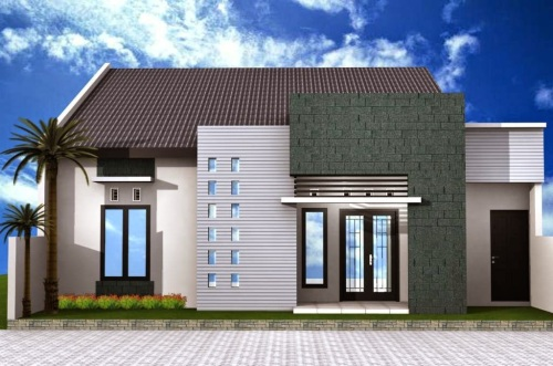 Kombinasi Warna Cat Gedung  rumah minimalisme blog rumah minimalisme blog untuk